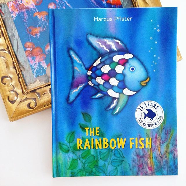 'The Rainbow Fish' by Marcus Pfister