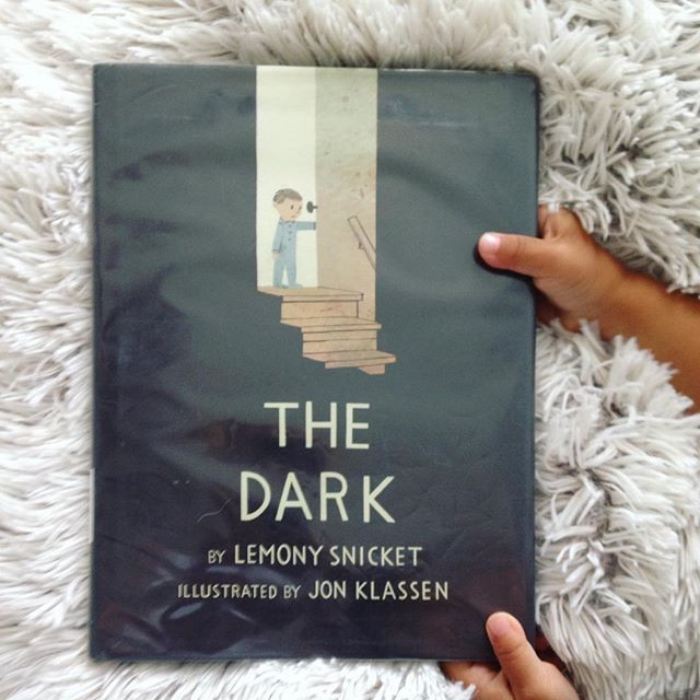 'The Dark' by Lemony Snicket