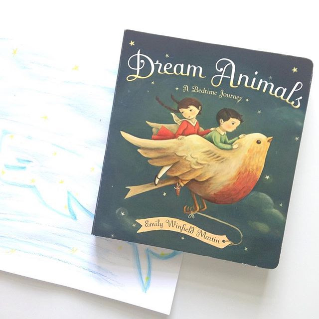'Dream Animals' by Emily Winfield Martin