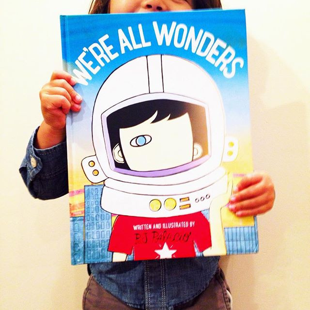 'We're All Wonders' by RJ Palacio