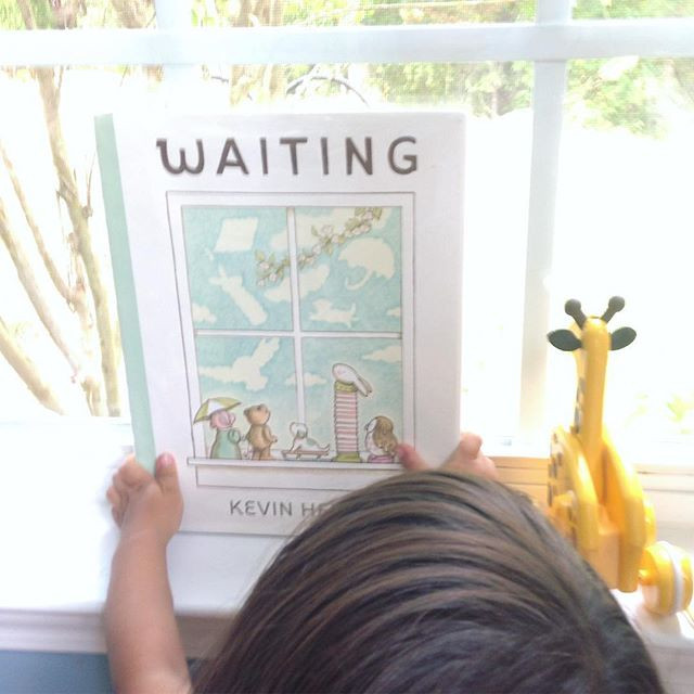 'Waiting' by Kevin Henkes
