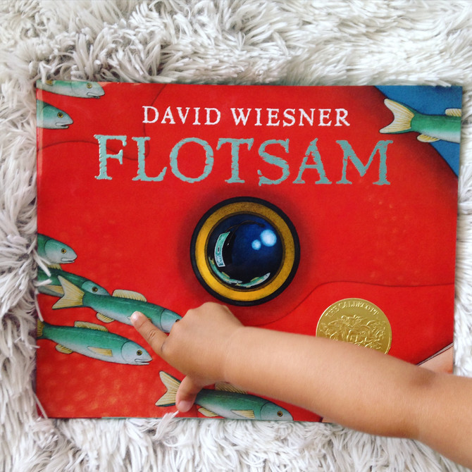 'Flotsam' by David Wiesner