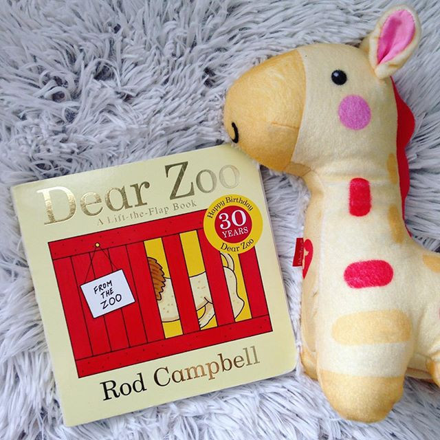 """Dear Zoo"" by Rod Campbell"