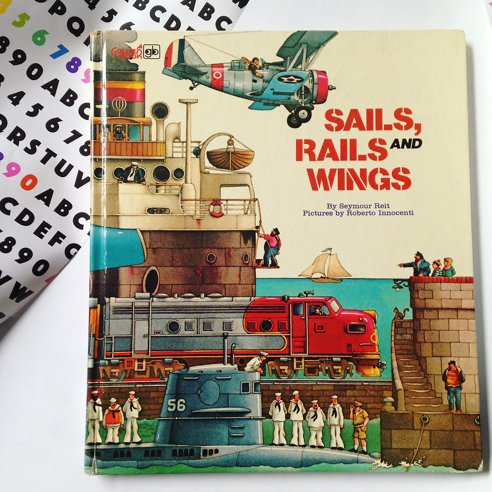 Sails, Rails, and Wings