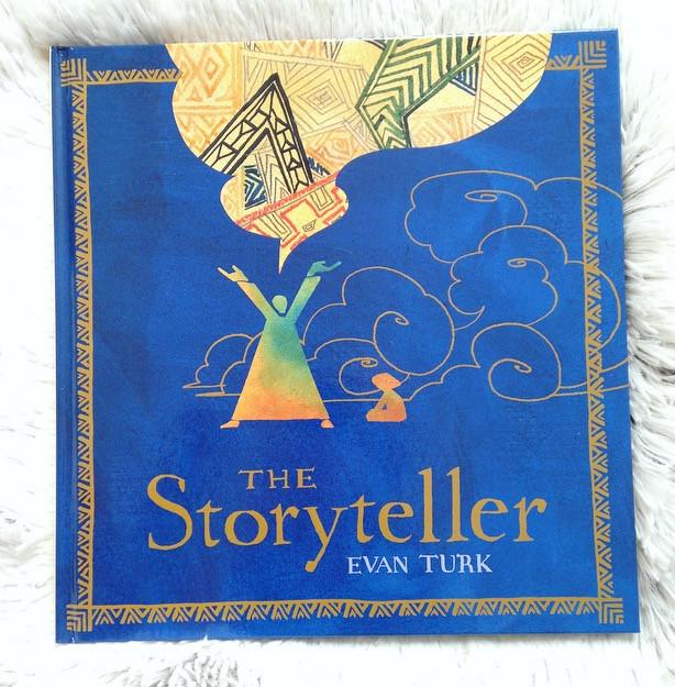The Storyteller by Evan Turk