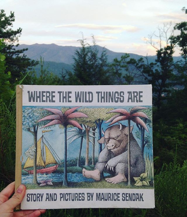 """Where the Wild Things Are"" by Maurice Sendak"