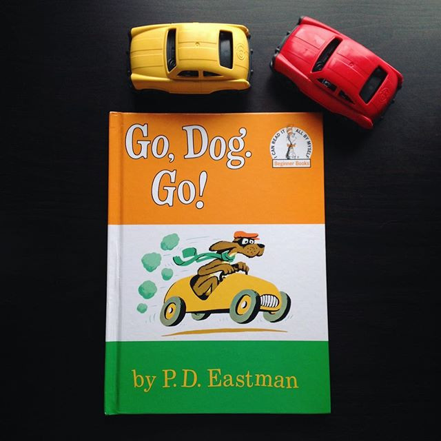 'Go, Dog. Go!' By P.D. Eastman
