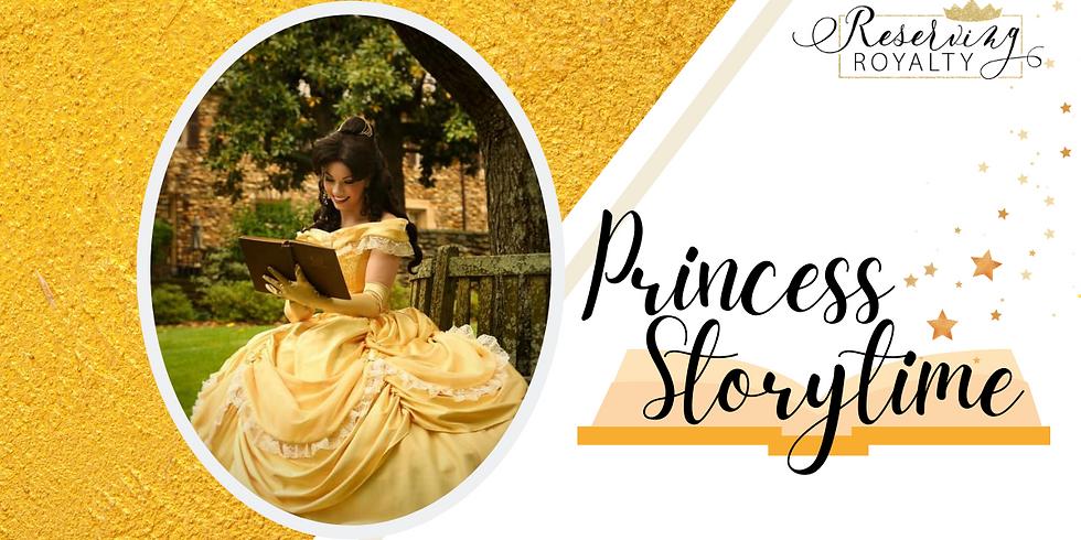Princess Storytime With Princess Beauty