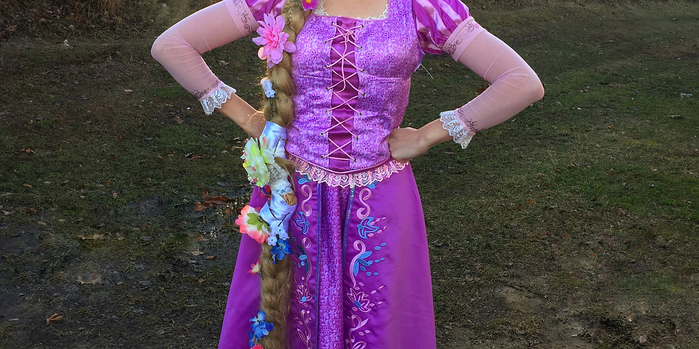 Egg Dyeing & Sing-a-Long with Rapunzel!