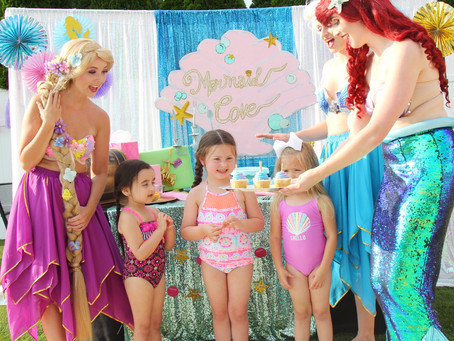 Unique Mermaid Party Ideas For A Fin-tastic Birthday