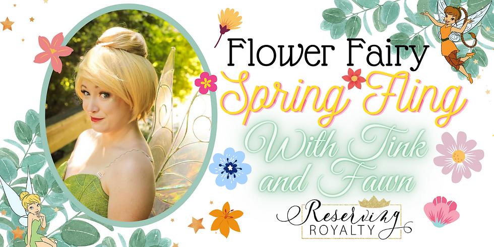 Flower Fairy Spring Fling