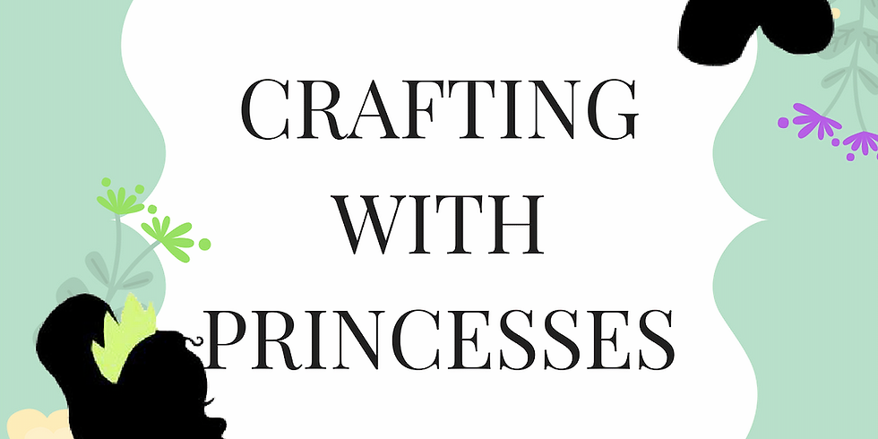 Crafting with Princesses