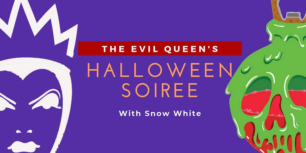 The Evil Queen's Halloween Soirée