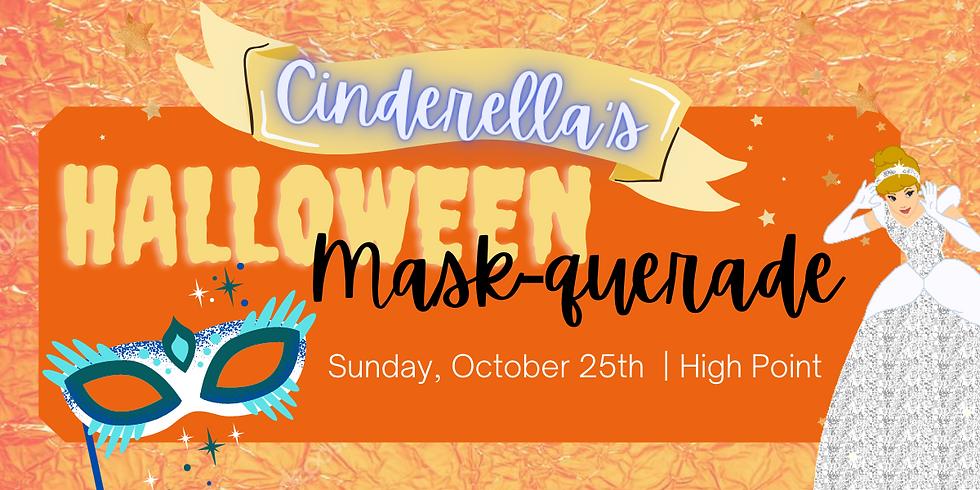 Cinderella's Halloween Mask-querade
