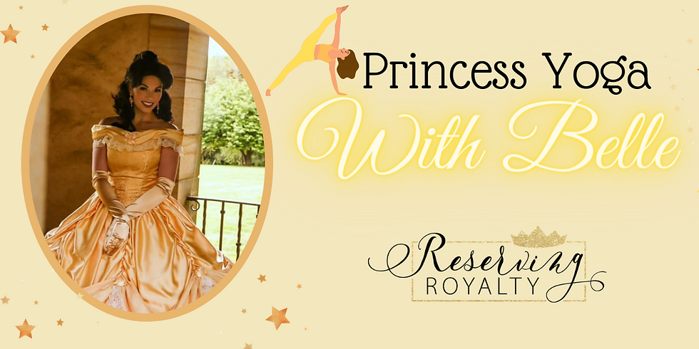 Princess Yoga with Belle