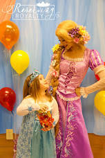 Rapunzel Fall Party