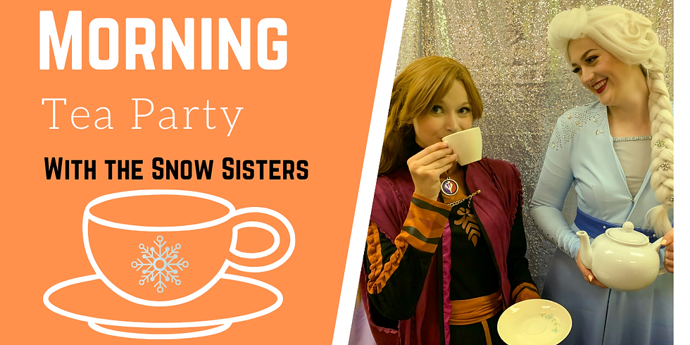 Morning Tea Party With the Snow Sisters