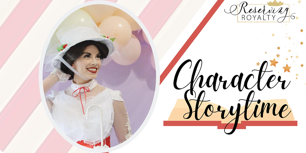 Character Storytime With Mary