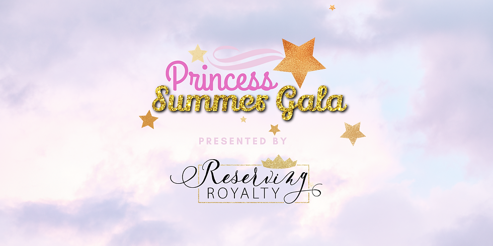 Princess Summer Gala 3:30pm Session