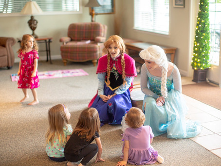 Guide to Hosting Princess BIRTHDAY Party Entertainment