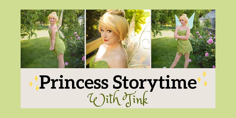 Princess Storytime With Tink