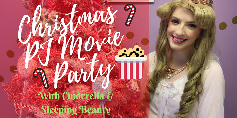 Christmas PJ Movie Party