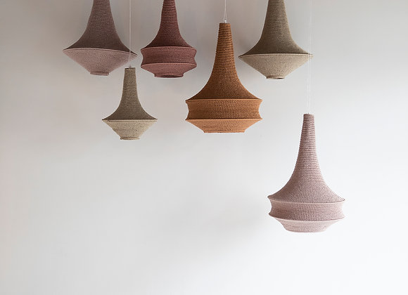 crochet lamp JOOSH vanaf €225,00