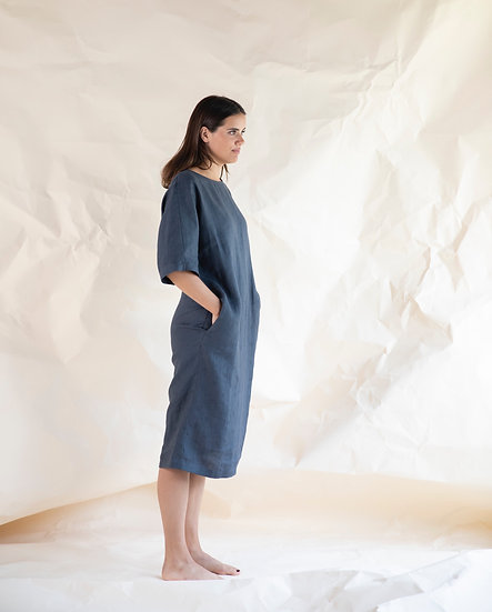 jurk BOLD linnen