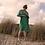 Thumbnail: Kimono Batik in green