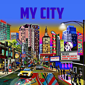 Levi J - My City