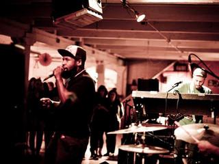 finncade shows present; the b.E.A.t. album release