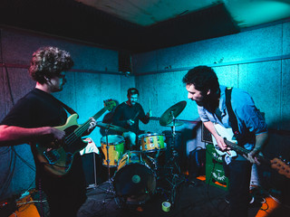 Saturday 9/12 - Les Rhinocéros (Tzadik Records)