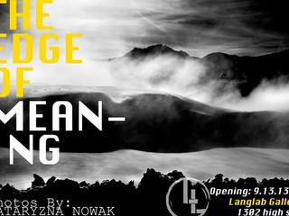 """""""The Edge of Meaning"""" Closing Gala wsg Xu Yuyan, award winning Guzheng soloist"""