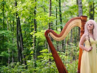 4/22: Timbre (Nashville - Harp/Ambient Pop) w/s/g Brittany Lee Moffitt