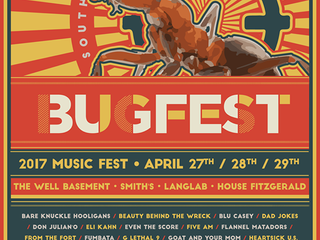 BUGfest 2017 - South Bend Underground, 4 days, 5 venues