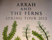 arrah and the ferns  - the rutabega