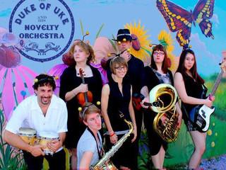 The Duke of Uke & His Novelty Orchestra