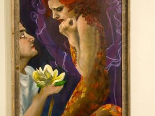 Ultreia, Inc. - FIRST 40 Community Art Exhibit