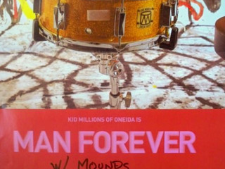 man forever - mounds