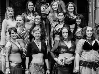 ruby jazayre and the sisters of the nile and company