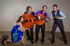 Thurs 5.18 Cuarteto Tanguero - An Evening of Tango Music and Dancing