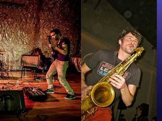 Les Rhinocéros w/special guests Squirm Orchestra solo sets by; Patrick Breiner solo (saxophone / cla