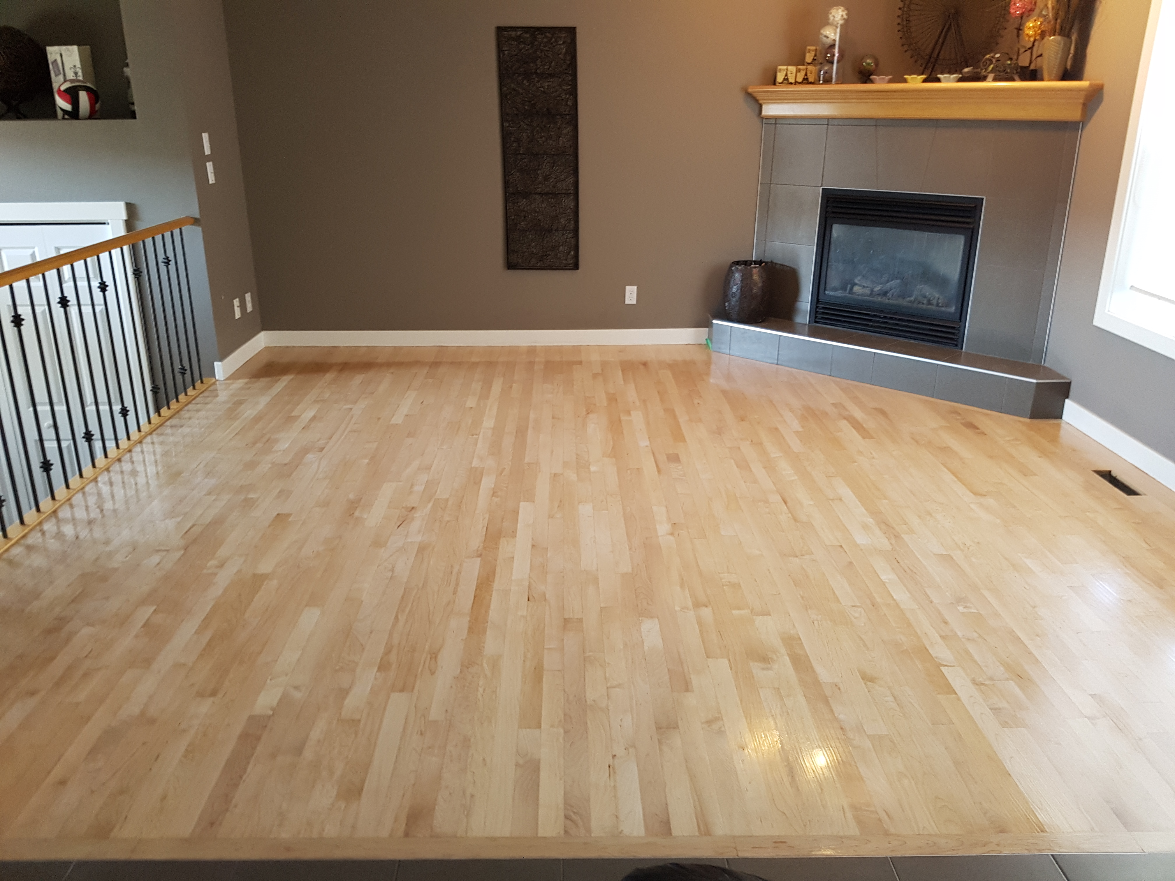 Maple Prefinished - After