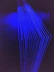 Threads #1 - in UV-light