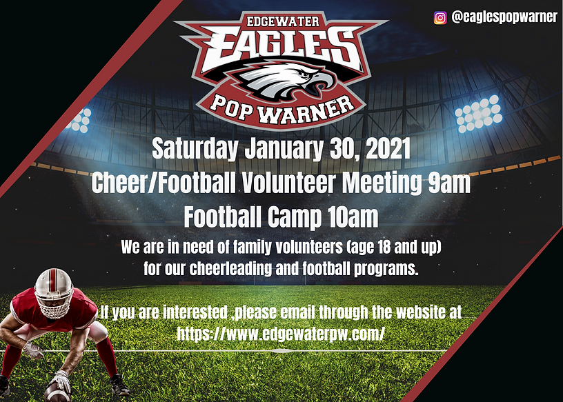Saturday January 23rd 2021 Cheer_Footbal