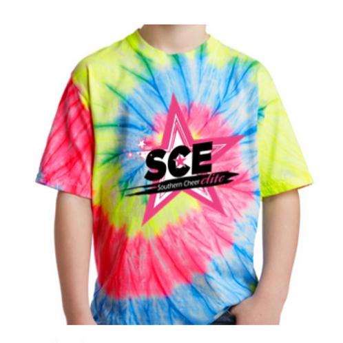 Tie-Dye SCE T-shirt
