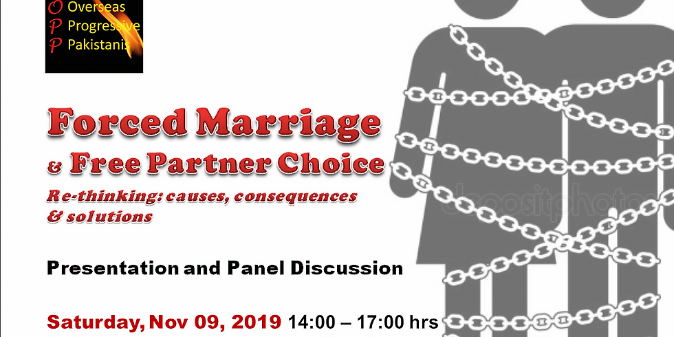 Forced Marriage & Free Partner Choice