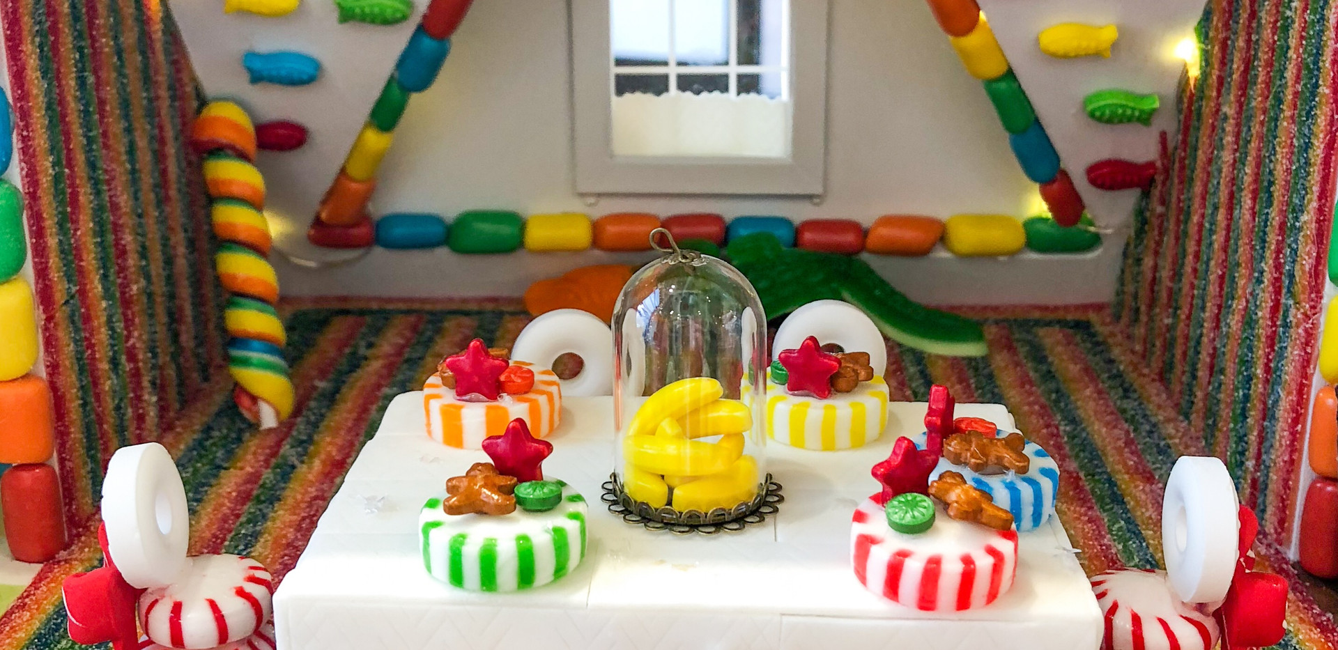 Rainbow Playroom
