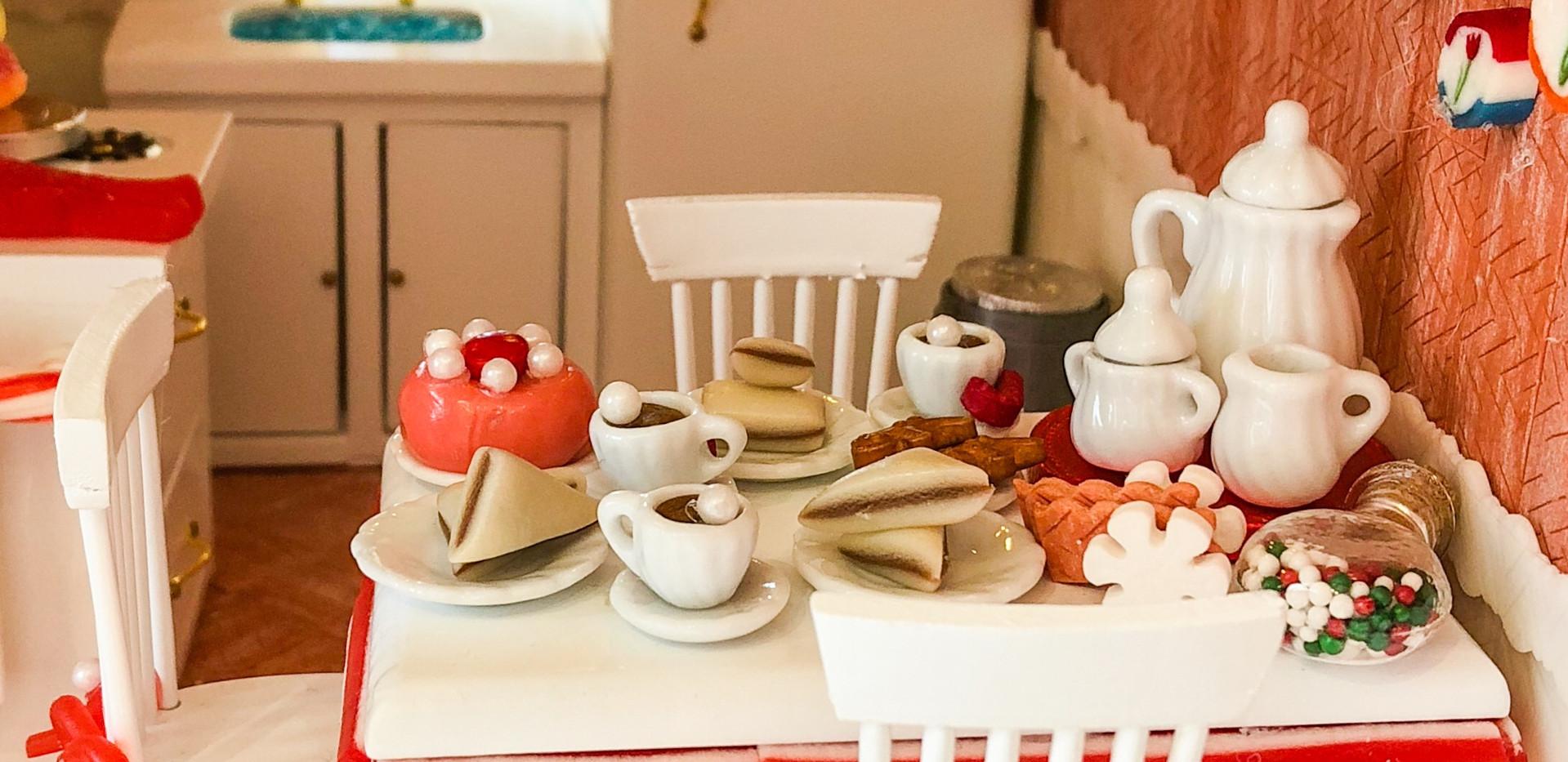Candy Tea Time