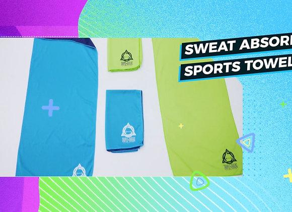 Sweat Absorbent Sports Towel
